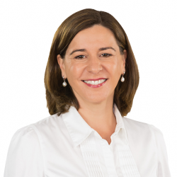 Deb Frecklington MP